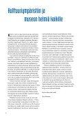 Pirkanmaan museouutiset 2010 - Tampereen kaupunki - Page 2