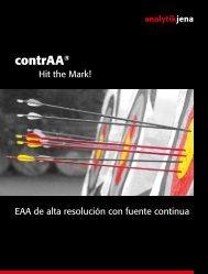 contraa® - Analytik Jena AG