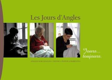 Les Jours d'Angles - Communauté de communes des Vals de ...