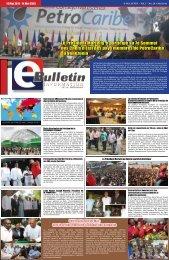 Le Président Martelly a participé au 7e Sommet des Chefs d'Etat des ...