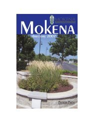 Mokena Membership Directory - Pioneer Press Communities Online