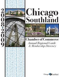 Chicago Southland Regional Guide & Directory - Pioneer Press ...