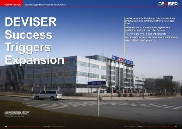 DEVISER Success Triggers Expansion