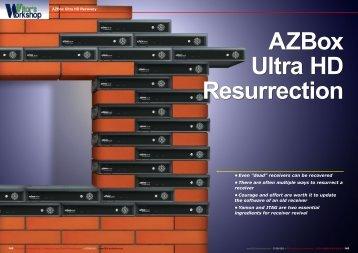 AZBox Ultra HD Resurrection