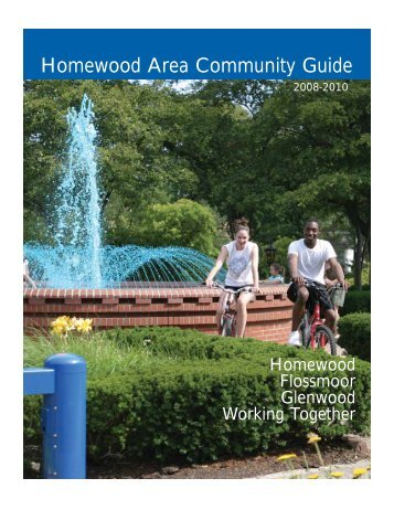 Homewood Area Community Guide - Pioneer Press Communities ...