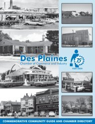 2009 Des Plaines Community Guide - Pioneer Press Communities ...