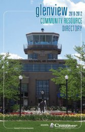 Glenview Resource Directory 2010 - Pioneer Press Communities ...