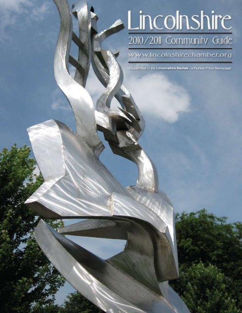 Lincolnshire Community Guide 2010/2011 - Pioneer Press ...