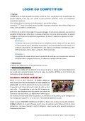 Livret d'Accueil - ASMB Danse et Ballet sur Glace Belfort - Page 5