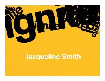 Jacqueline Smith - ASU Community Connect - Arizona State University
