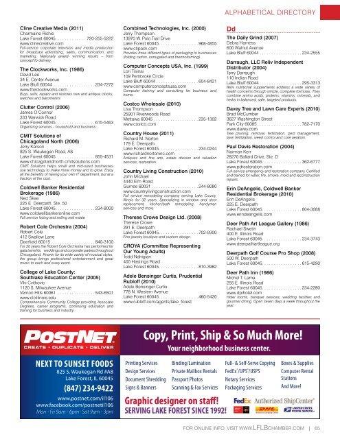 Open the Guide Here - Pioneer Press Communities Online