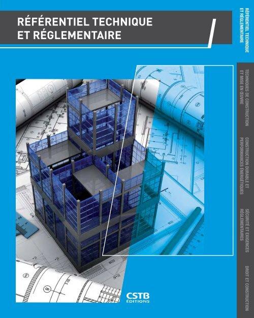 Catalogue 2013 - Boutique du CSTB