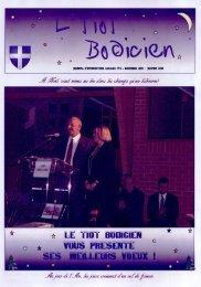 LTiot-Bodicien n6 2012-01 - Le site de Bastien et Jacques ...