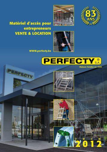 Catalogue - Perfecty SA