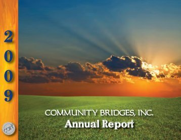 Annual Report - Community Bridges