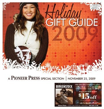 NC - Pioneer Press Communities Online