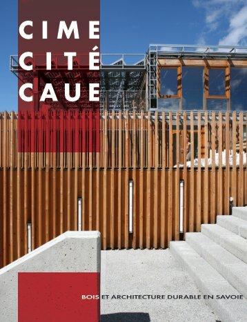 téléchargeable ici au format pdf - CAUE de la Savoie