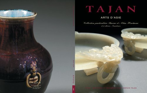 Arts d'Asie - Tajan