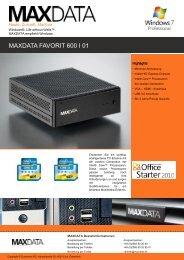 MAXDATA Favorit 4000 I 04