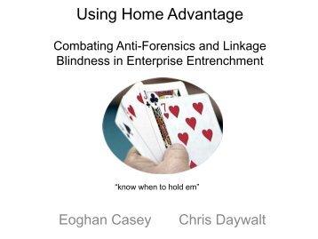 Eoghan Casey-Chris Daywalt - SANS Computer Forensics