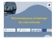 Reconnaissance et balisage de colis échoués - arcopol.eu