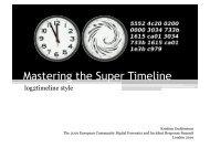 Mastering the Super Timeline - SANS Computer Forensics - SANS ...