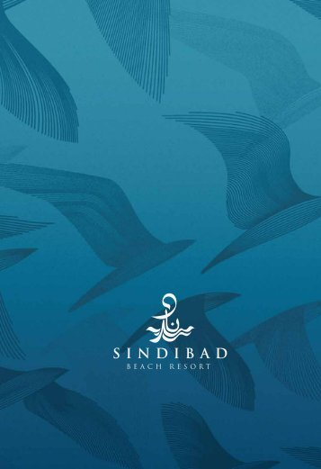 La brochure commerciale - sindibad beach resort