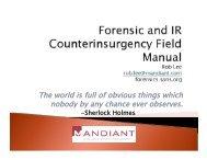 Rob Lee - Counter Insurgency.pdf - SANS