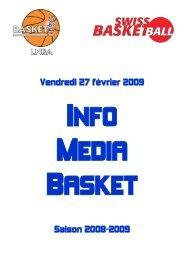 Vendredi 27 février 2009 Saison 2008-2009 - 1-2-3-4-5-6