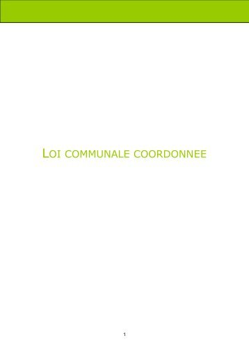 loi-communale-coordonnee Application Form Le Cordon Bleu on le cordon violet, gordon bleu, le cordon blue in the training, le bleu logo, brittiny bleu,