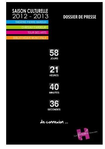 DP saison 2012 2013 - Les Herbiers