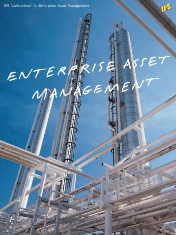 IFS Applications™ for Enterprise Asset Management - PMCG