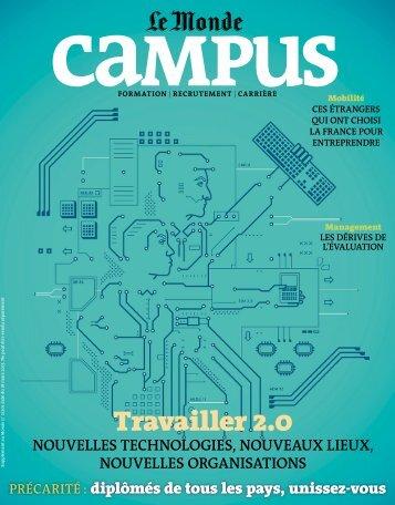 Travailler 2.0 - Le Monde