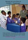 Messages du Collège Notre Dame de Kologh-Naba - Ouagadougou ... - Page 6