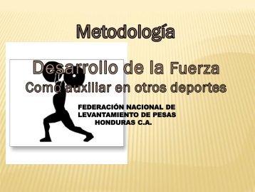 metodologia fuerza.pdf - Condepah