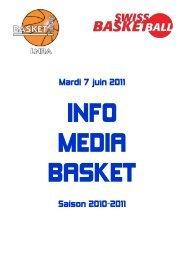 Mardi 7 juin 2011 Saison 2010-2011 - 1-2-3-4-5-6