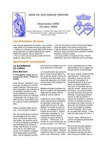 Septembre-octobre 2006 - La Porte Latine