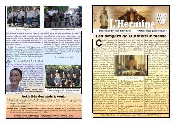 L'Hermine nº 5 - La Porte Latine