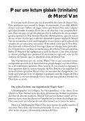 Bulletin N° 31 - Frère Marcel Van - Page 7