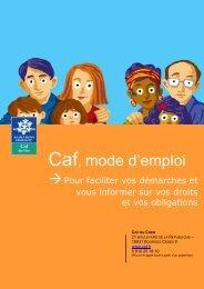 Guide du nouvel allocataire - Caf.fr