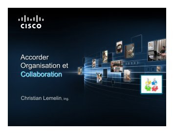 Cisco - Café Carrefour Plein Sud