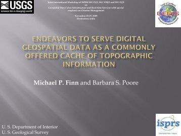Michael P. Finn and Barbara S. Poore