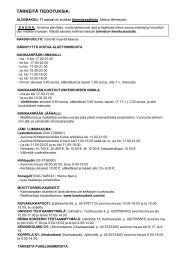 C:\DATA\Sf_Caravan\Treffiohjelmia\OHJELMA_Hiihtoloma _2008.wpd