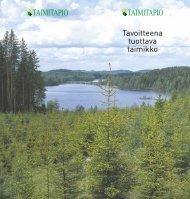 Lataa opas (PDF 360 kt) tästä - Taimitapio