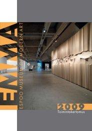 Toimintakertomus 2009 (pdf) - Emma