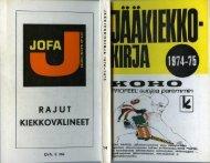 1974-75 - Urheilumuseo