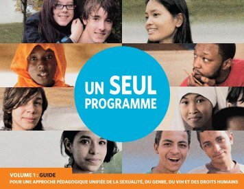 Un seul programme - Population Council
