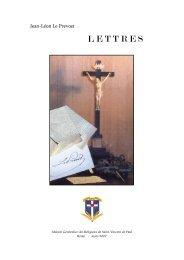Lettre de Jean-Léon Prevost – avec illustrations