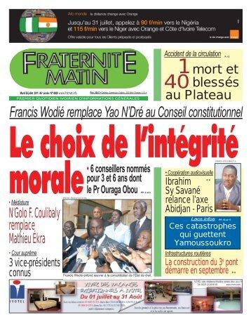 UNE 26 juillet 2011 BYD (P1).qxd (Page 1) - FratMat