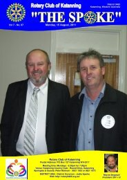 Vol 7-07-Aug 15 - Katanning Rotary Club